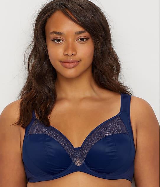 Goddess: Heather Comfort Side Support Bra