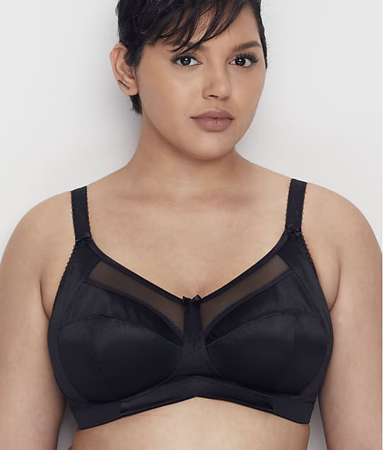 Goddess: Keira Side Support Wire-Free Bra