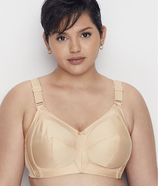 Goddess Audrey Comfort Side Support Wire-Free Bra in Nude GD6121