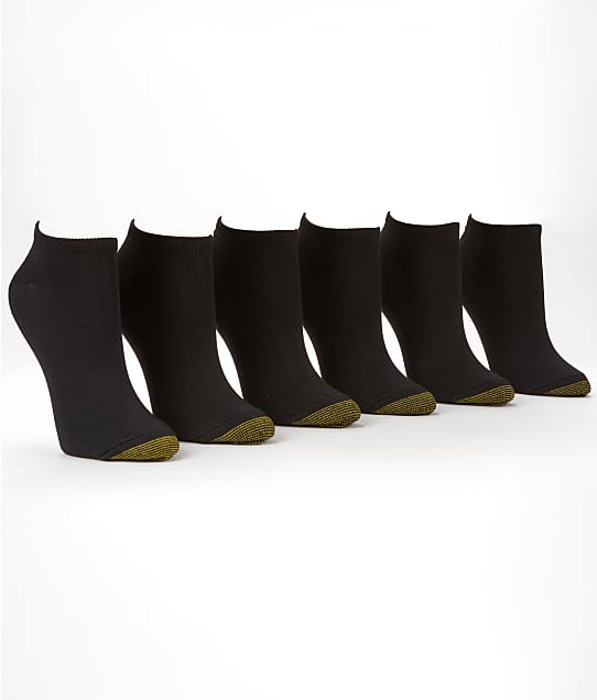 Gold Toe: Casual Ultra-Soft Liners 6-Pack