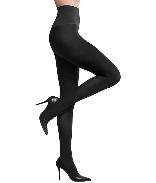 Commando Perfectly Opaque Matte Tights in Black H110T01