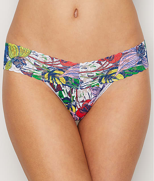 Hanky Panky: Island Flower Low Rise Thong