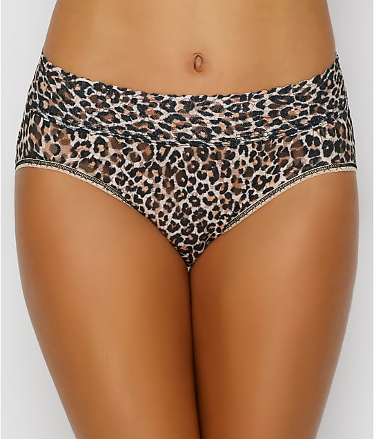 Hanky Panky: Classic Leopard French Brief