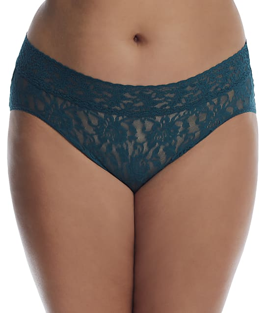 Hanky Panky: Plus Size Signature Lace French Brief
