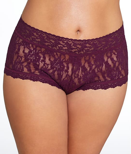 Hanky Panky: Plus Size Signature Lace Boyshort