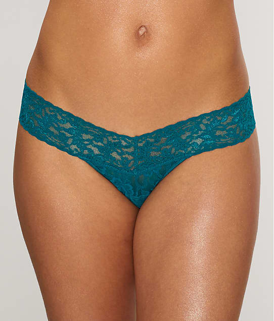 Hanky Panky: Signature Lace Petite Low Rise Thong