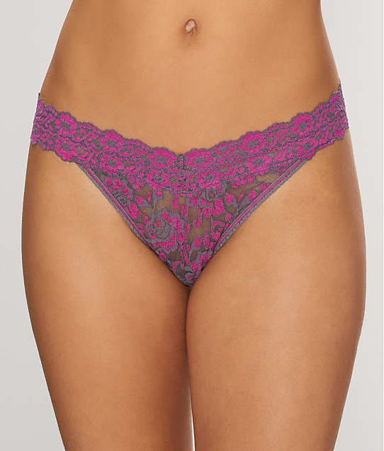 Hanky Panky: Cross Dyed Original Rise Thong