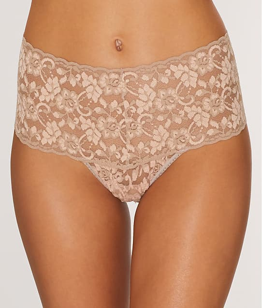 Hanky Panky: Cross Dyed Retro Thong