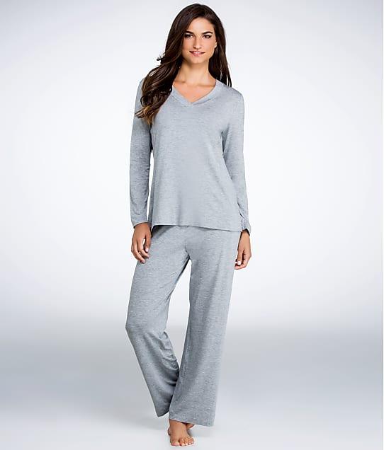 Hanro: Champagne Pajama Set