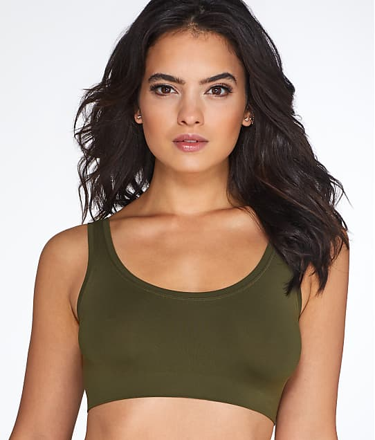 Hanro: Touch Feeling Crop Top Bralette