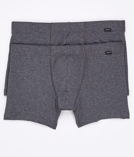 Hanro: Cotton Essentials Boxer Brief 2-Pack