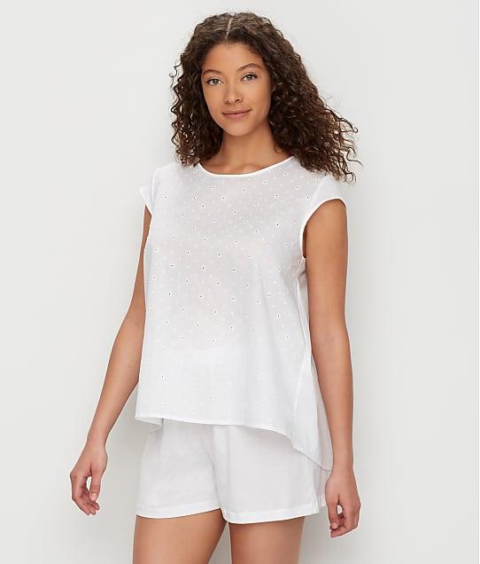 Hanro: Kiah Knit Pajama Set