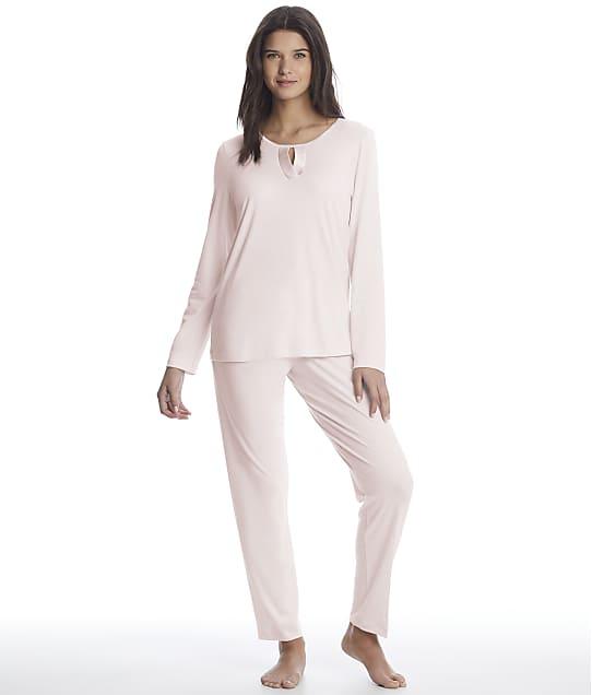 Hanro: Fia Knit Pajama Set