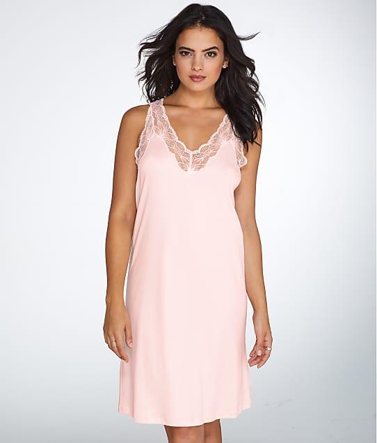 Hanro: Valencia Knit Tank Gown
