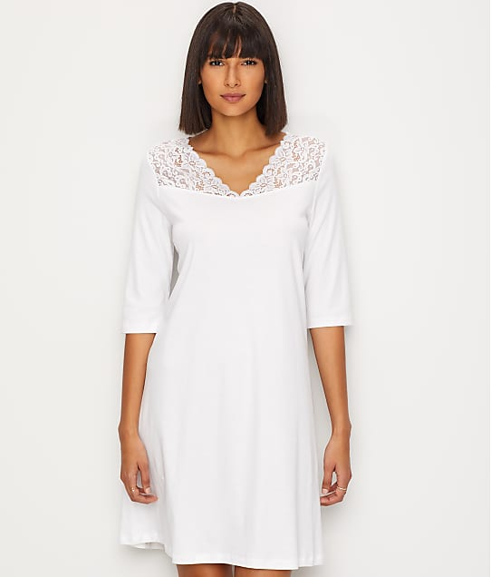 Hanro: Moments Knit Nightgown