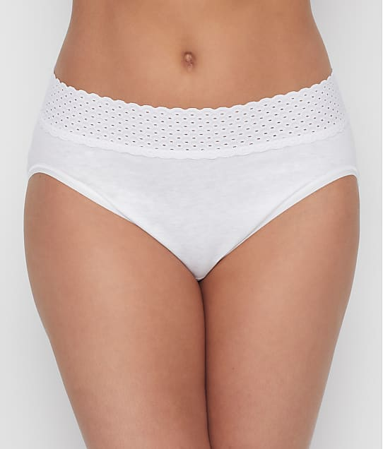 Hanky Panky: Organic Cotton French Cut Brief
