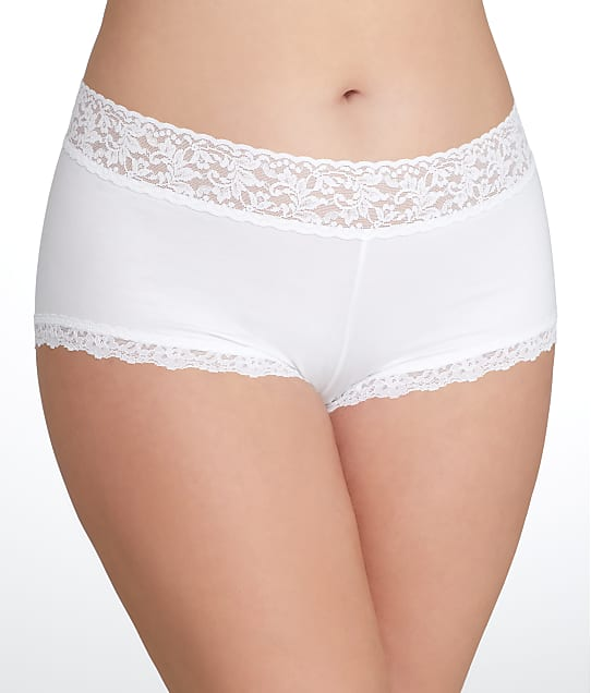 Hanky Panky: Plus Size Cotton Boyshort