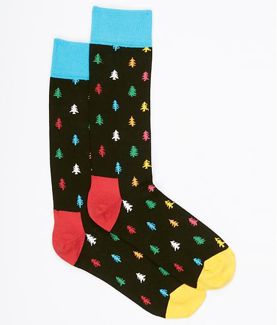 Happy Socks: Men's Conifer Tree Socks