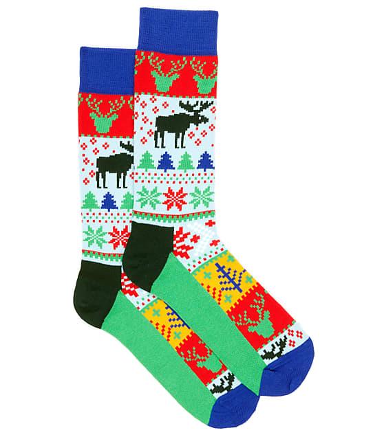 Happy Socks: Men's Fair Isle Socks