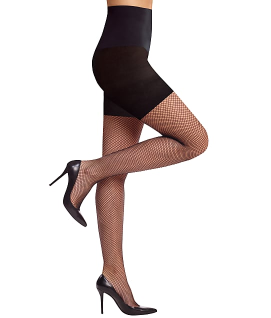Commando: Perfect Fishnet Control Top Pantyhose