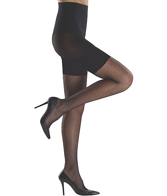 Commando: The Everyday Crochet Control Top Tights