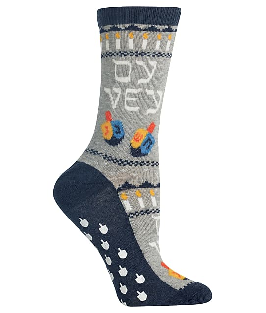 Hot Sox: Oy Vey Slipper Socks
