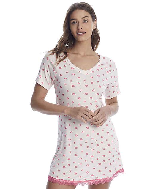 Honeydew Intimates: All American Petal Pink Knit Sleep Shirt