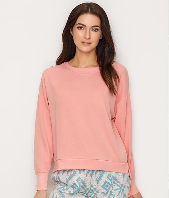 Honeydew Intimates: Sweet Pea French Terry Sweatshirt