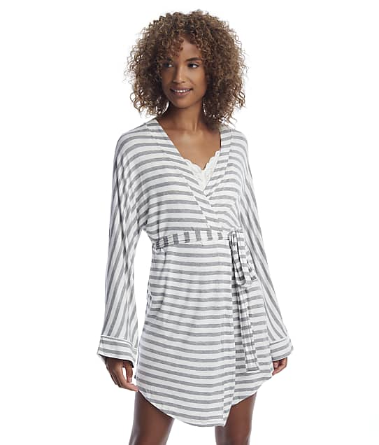 Honeydew Intimates: All American Ivory Knit Robe