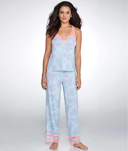 Honeydew Intimates: Lazy Sunday Modal And Lace Pajama Set