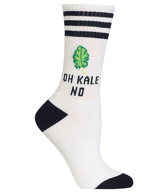 Hot Sox: ''Oh Kale No'' Tube Socks