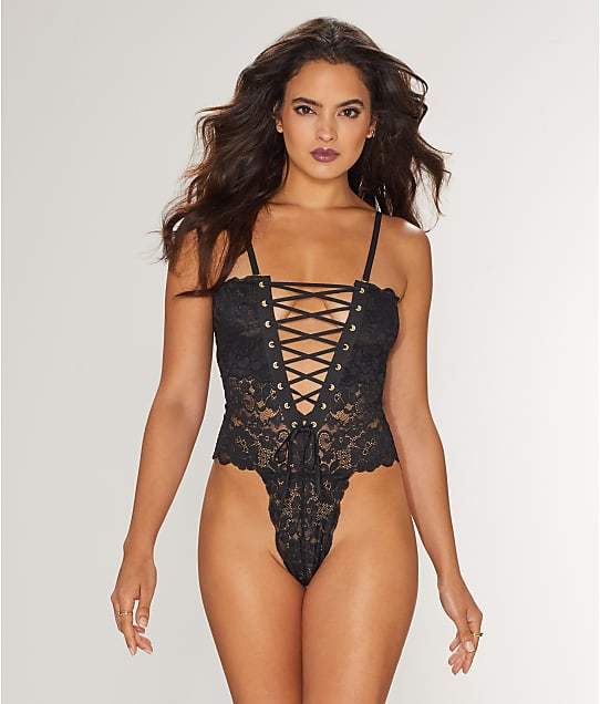 Hot As Hell: Spinster Reversible Bodysuit