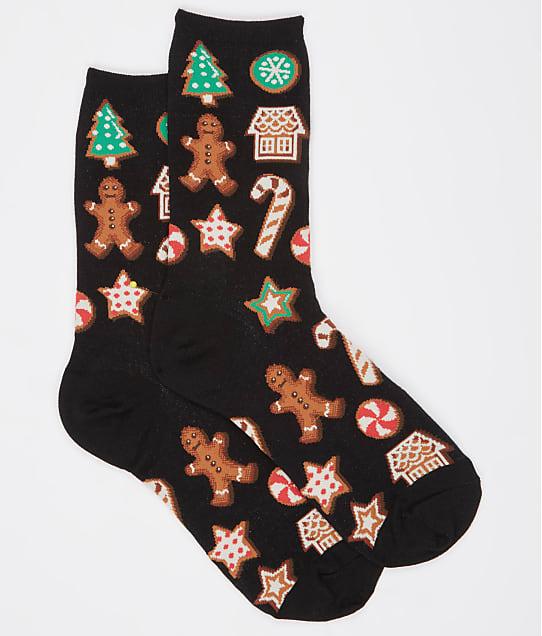 Hot Sox: Christmas Cookies Crew Socks