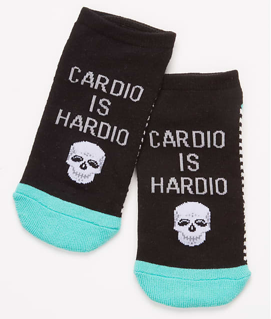 Hot Sox: Cardio Is Hardio No-Show Socks