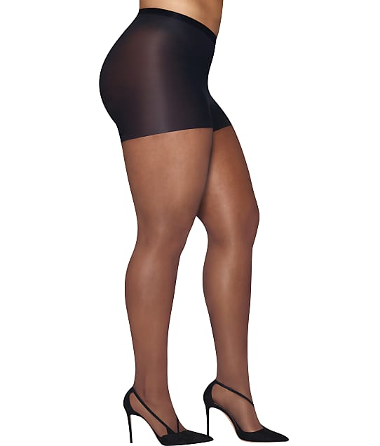 936e10ce7517f Hanes Plus Size Curves Silky Sheer Control Top Pantyhose | Bare Necessities  (HSP002)
