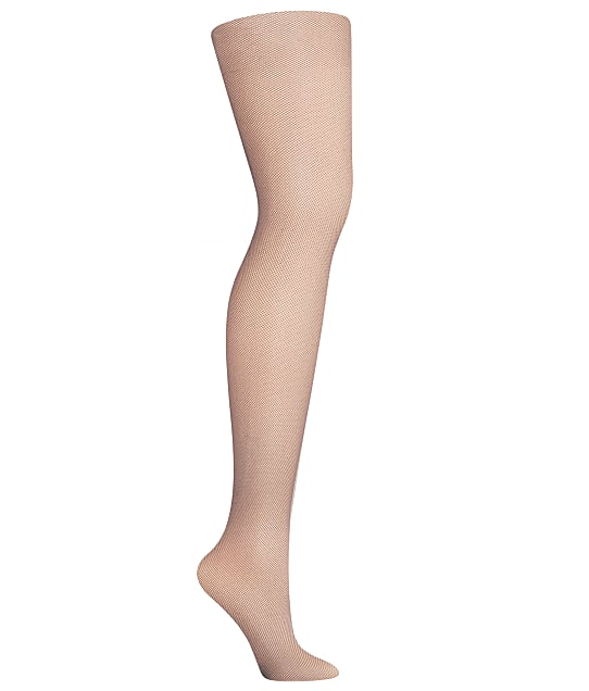 Hanes: Plus Size Curves Fishnet Tights
