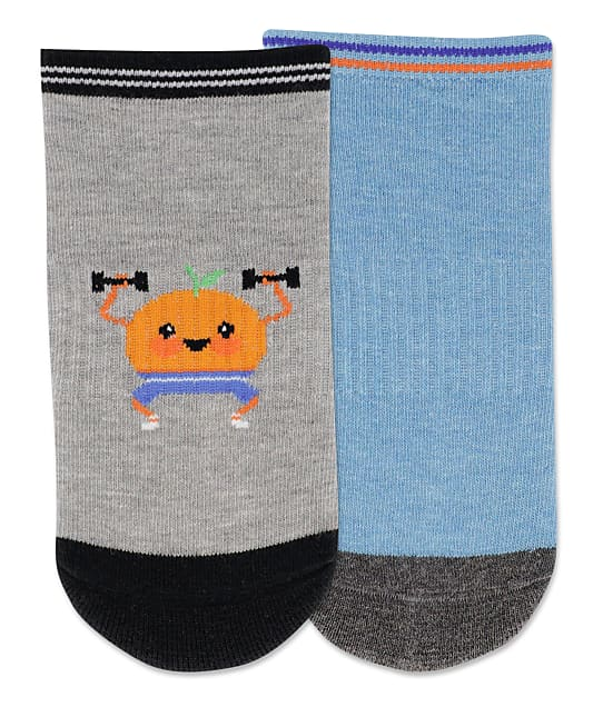 Hot Sox: Weight Lifting Low Cut Sock 2-Pack