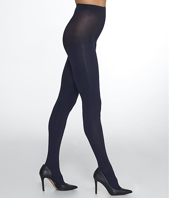 HUE: Chevron Control Top Tights