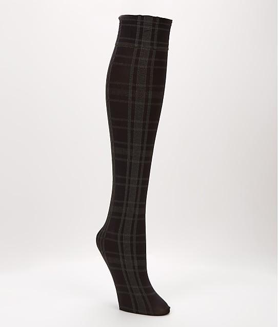 HUE: Plaid Knee High