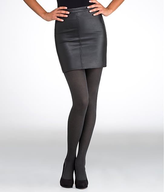 fd5fdf010 HUE Super Opaque Control Top Tights