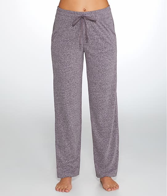 HUE: Heather Knit Pajama Pants