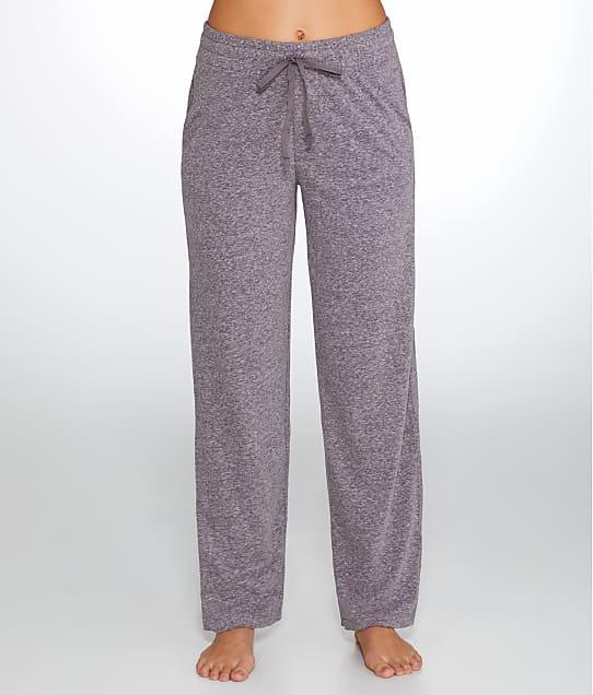 HUE: Heather Knit Pajama Pants