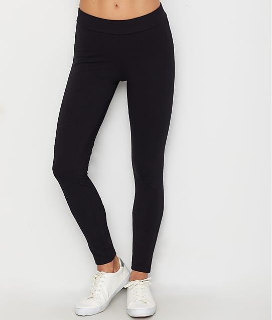 HUE: Black Out Leggings