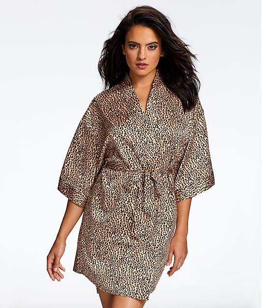 Jezebel: Kimono Satin Robe