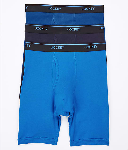 Jockey: Staycool+ Midway® Boxer Brief 3-Pack