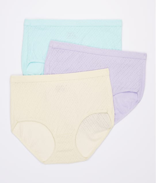 Jockey: Elance® Breathe Brief 3-Pack