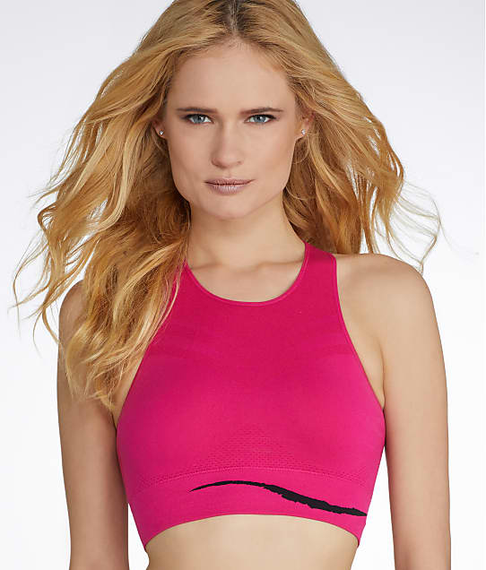 Jockey: Sporties Wave Crop Top