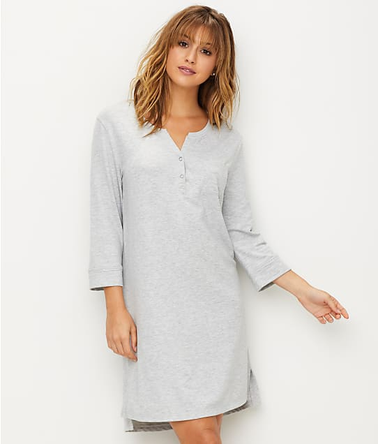 Karen Neuburger: Terry Knit Sleep Shirt