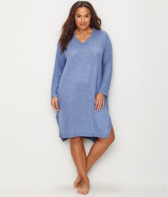 Karen Neuburger: Plus Size Slumber Party Knit Gown