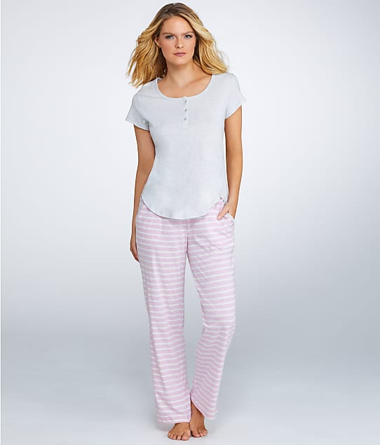 Karen Neuburger: Early Bloom Knit Pajama Set